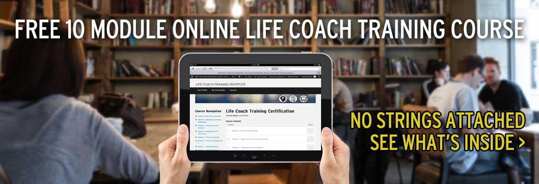 Life coaching certification online