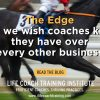 (3.19.18) Mentor Monday: The edge we wish coaches knew they have over every other business