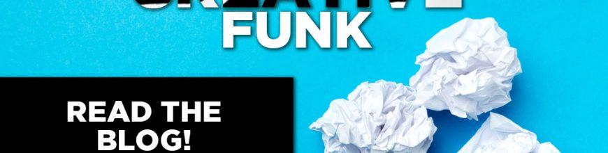 (8.27.18) Mentor Monday: 3 Ways to break your creative funk
